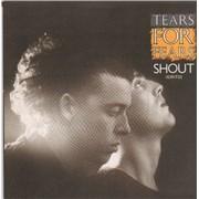 "Tears For Fears Gritto Spain 7"" vinyl"