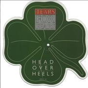 Click here for more info about 'Tears For Fears - Head Over Heels + Plinth'