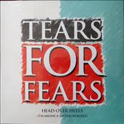 Click here for more info about 'Tears For Fears - Head Over Heels (Talamanca System Remixes) - RSD18 - Sealed'