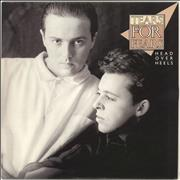 "Tears For Fears Head Over Heels UK 10"" vinyl"
