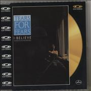 Click here for more info about 'Tears For Fears - I Believe - CD Video'