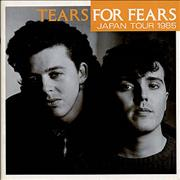 Click here for more info about 'Tears For Fears - Japan Tour 1985'