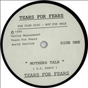 Click here for more info about 'Tears For Fears - Mothers Talk - Fan Club Disc'
