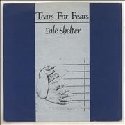 Click here for more info about 'Tears For Fears - Pale Shelter - Blue Vinyl'