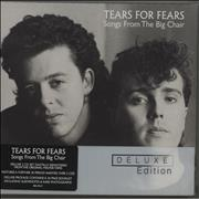 Click here for more info about 'Tears For Fears - Songs From The Big Chair - Deluxe Edition'