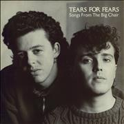 Click here for more info about 'Tears For Fears - Songs From The Big Chair'