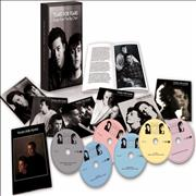 Tears For Fears Songs From The Big Chair UK cd album box set