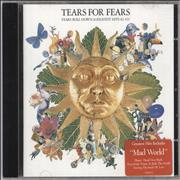 Click here for more info about 'Tears For Fears - Tears Roll Down - Greatest Hits 82-92'