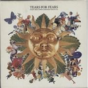 Tears For Fears Tears Roll Down (Greatest Hits 82-92) - EX UK vinyl LP