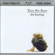 Tears For Fears The Hurting UK Blu Ray Audio