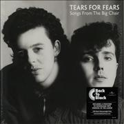 Click here for more info about 'Tears For Fears - Songs From The Big Chair - 180gram Vinyl - Sealed'