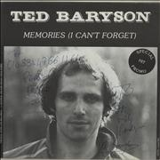Click here for more info about 'Memories (I Can't Forget) - Autographed'