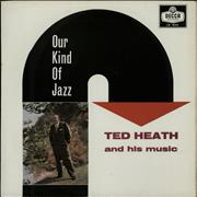 Click here for more info about 'Ted Heath - Our Kind Of Jazz'