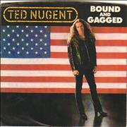 Click here for more info about 'Ted Nugent - Bound And Gagged'