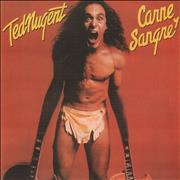 Click here for more info about 'Ted Nugent - Carne Y Sangre'