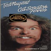Click here for more info about 'Ted Nugent - Cat Scratch Fever - Opened Longbox'