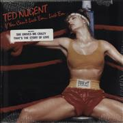 Click here for more info about 'Ted Nugent - If You Can't Lick 'Em... Lick 'Em - Sealed'