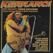 Click here for more info about 'Kerrang! Magazine - Kerrang! Magazine - Feb 84'