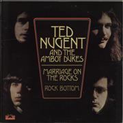 Click here for more info about 'Ted Nugent - Marriage On The Rocks'