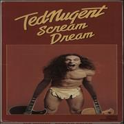 Click here for more info about 'Ted Nugent - Scream Dream - Opened Longbox'