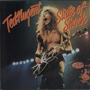 Click here for more info about 'Ted Nugent - State Of Shock'