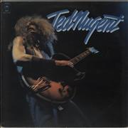 Click here for more info about 'Ted Nugent - Ted Nugent - 2nd'
