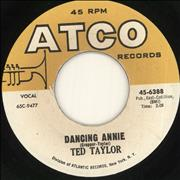 Click here for more info about 'Ted Taylor - Dancing Annie'