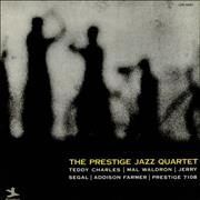 Click here for more info about 'Teddy Charles - The Prestige Jazz Quartet'