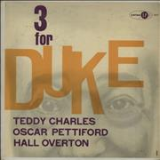 Click here for more info about 'Teddy Charles - Three For Duke'