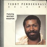 Click here for more info about 'Teddy Pendergrass - Hold Me'