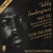 Click here for more info about 'Teddy Pendergrass - Only You'