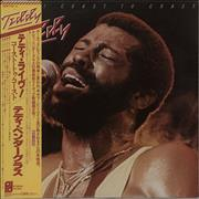 Click here for more info about 'Teddy Pendergrass - Teddy Live! Coast To Coast'