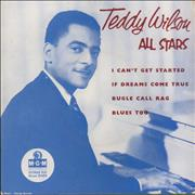 Click here for more info about 'Teddy Wilson - Teddy Wilson All Stars EP'