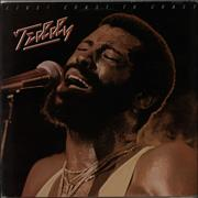 Click here for more info about 'Teddy Pendergrass - Teddy Live! Coast To Coast - Gold promo stamped'