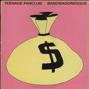 Click here for more info about 'Teenage Fanclub - Bandwagonesque - VG'