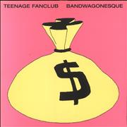 Click here for more info about 'Teenage Fanclub - Bandwagonesque - White Vinyl'