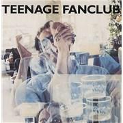 """Teenage Fanclub God Knows It's True UK 7"""" vinyl"""