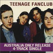 Click here for more info about 'Teenage Fanclub - Hang On - 1995 OZ Tour Single'