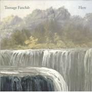 Teenage Fanclub Here UK vinyl LP