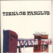 Click here for more info about 'Teenage Fanclub - Man-Made - 180gm Vinyl + Bonus 7