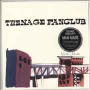 Click here for more info about 'Teenage Fanclub - Man-Made - 180gm Vinyl + Shrink'