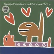 Click here for more info about 'Teenage Fanclub - Near To You'