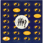 "Teenage Fanclub Norman 3 - Promo UK 12"" vinyl"