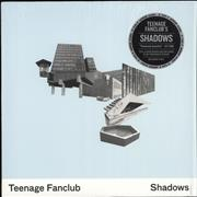 Click here for more info about 'Teenage Fanclub - Shadows - 180gm Vinyl + Shrink'