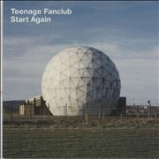 Click here for more info about 'Teenage Fanclub - Start Again'