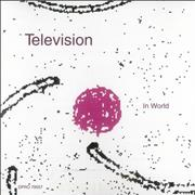 Click here for more info about 'Television - In World'