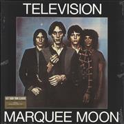 Click here for more info about 'Television - Marquee Moon - Blue Vinyl'