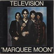 Click here for more info about 'Marquee Moon - EX'