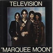Click here for more info about 'Television - Marquee Moon - 1st'
