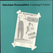 Click here for more info about 'Television Personalities - Camping In France'